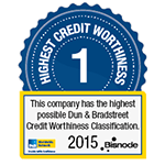 Highest Credit Worthiness - Bisnode 2015